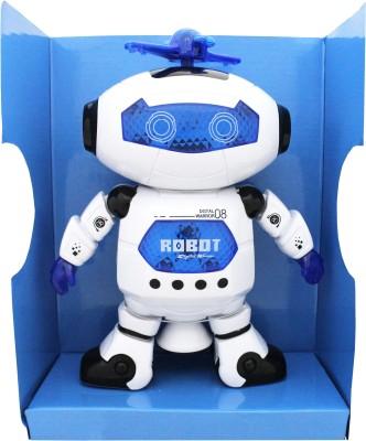 WebKreature Walking & Dancing Robot