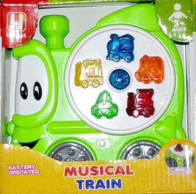 Ruppiee Shoppiee Musical Train