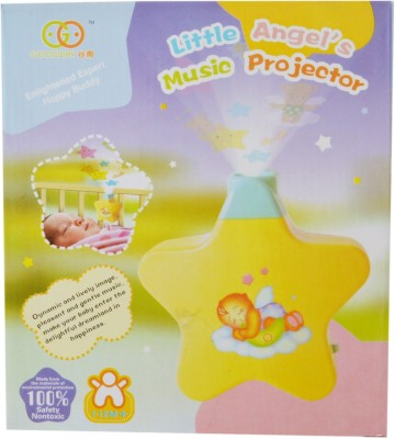 Tabu Little Angel Baby Music Projector
