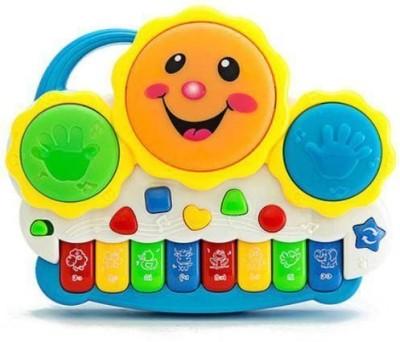 ToysBuggy Musical Drum Keyboard