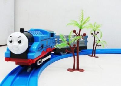 ToysBuggy Thomas Design Train Track Set