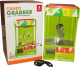 Kiddozone Candy Grabber with LED (Green)