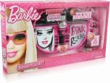 Barbie Karaoke Mic Boom Box (Pink)