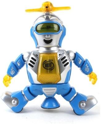 Toyzstation Walking Dancing Smart Space Robot Astronaut Kids Music Light
