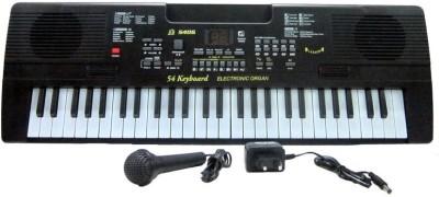V.T. 54-Keys Electronic Keyboard with Mi...