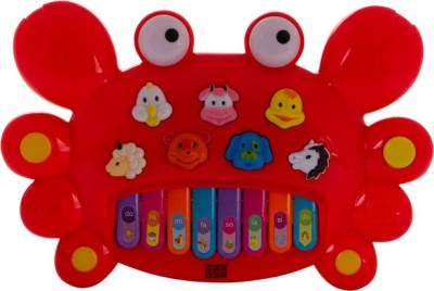 Mee Mee Cheerful Crab Piano