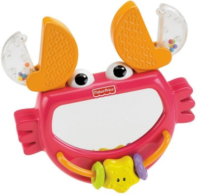 Fisher-Price Growing Baby Clack & Play Crab