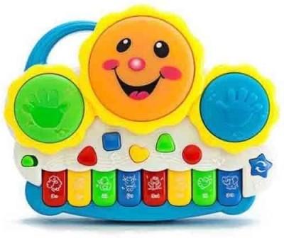 Turban Toys Electronic Drum with Organ Keyboard