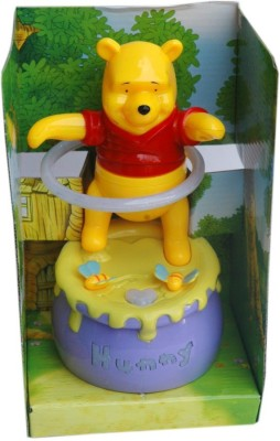 Turban Toys Musical Pooh With Hula Hoop