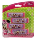 Disney Minnie Mouse Bowtique 4pk Mini Ha...