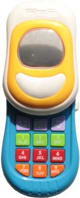 Adraxx Kids Slide Open Smart Intercative Educational Phone Toy
