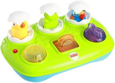 Fisher-Price Musical Pop - Up Eggs
