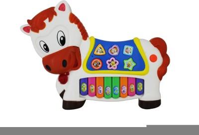 Shopaholic Horse Musical Instrument