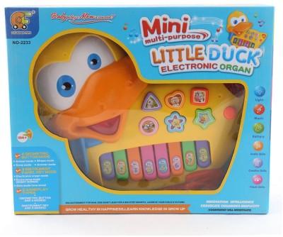 Shopaholic Multi- Purpose Little Duck Electronic Organ - 2233