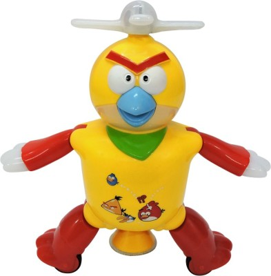 Today Toys Multi-function Dancing Robot Angry Bird