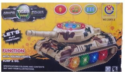 OZ Armor Tiger Tank