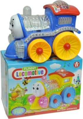 Rahul Toys Locomotive Engine With Light And Sound