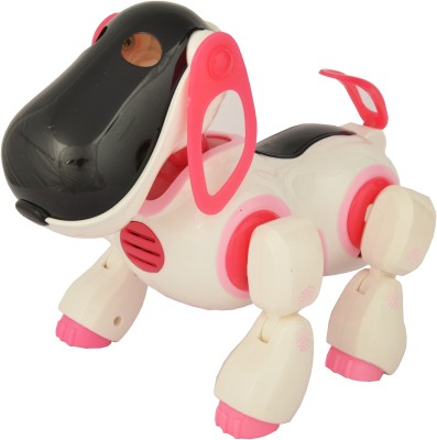 Just Toyz Smart Dog Red