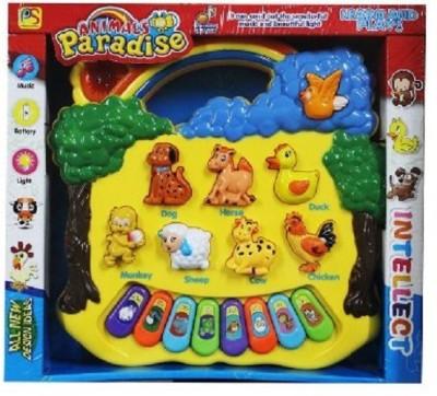 ToysBuggy Animal Paradise Piano