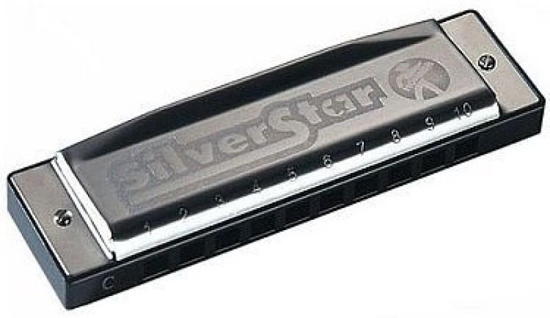 Hohner Silver Star Key F M50406S(Silver)