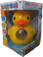 Sona Toys Musical Duck(Yellow)