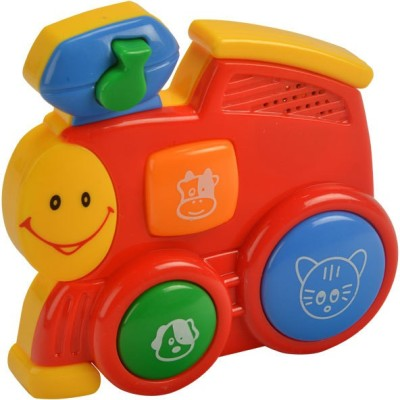 MeeMee Happy Little Train – Part of Four Musical Playthings