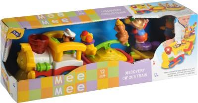 MeeMee Discovery Circus Train