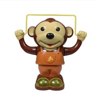 Kanchan Toys Jumping Monkey(Multicolor)