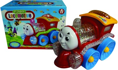 Classic Themes Locomotive with Light & Sound