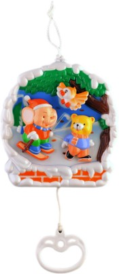 MeeMee Snow - Pulling Toy(Multicolor)
