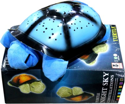 scrazy Turtle Projector Night Lamp