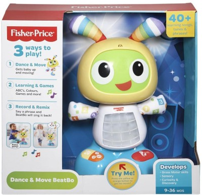 Fisher Price Bright Beats Dance & Move BeatBo