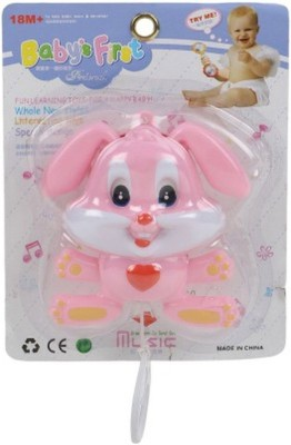 A-ONE Musical Cradle bell Toy For Infants Rattle