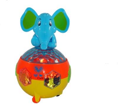Toyzstation Fantasia Musical Elephant