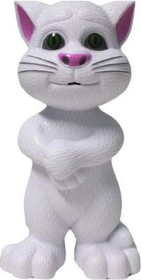 Tickles Intelligent Funny Talking Tom Cat