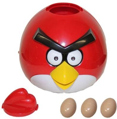 Abhika Studio Amusing Angry Bird Lay Eggs Toy