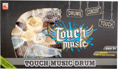 Parv Collections Touch Drum Set