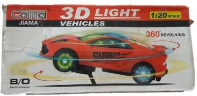 OZ 3D 360 Revolving Car