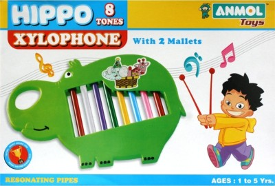 Anmol Hippo xylophone