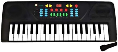 electronic fashions melody piano(Black)