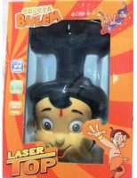 Turban Toys Musical Chotta Bheem With Laser Sound(Multicolor)