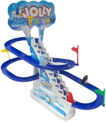 Taaza Garam Jolly Penguin Track Race Set