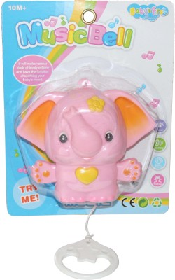 Scrazy Baby's First Music Bell Toy