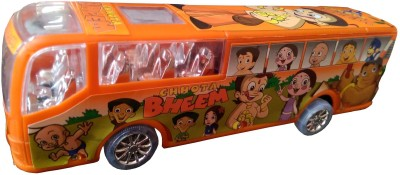 Shree Ji Enterprises Chhota Bheem Bus