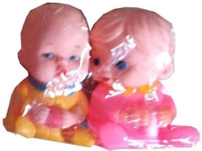 Rahul Toys Two Boys Chu Chu Set