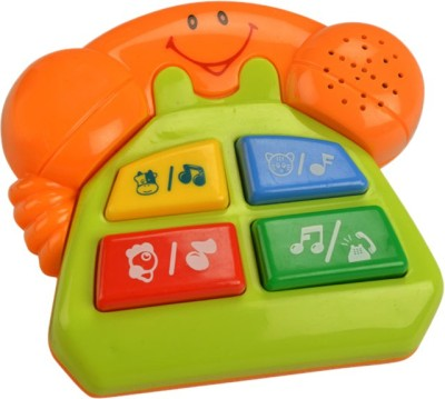 MeeMee Friendly Telephone - Part of Four Musical Playthings.