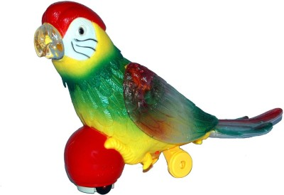 Smiles Creation Electric Parrot