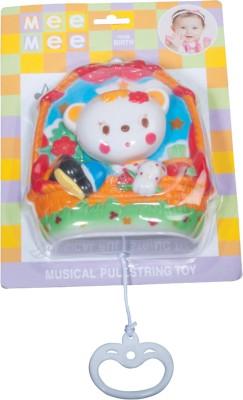MeeMee Cute Pulling Toy(Multicolor)
