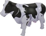 Just Toys Battery Operated Milk Cow (Bla...