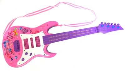 E-Toys Musical Guitar With Light And Sound